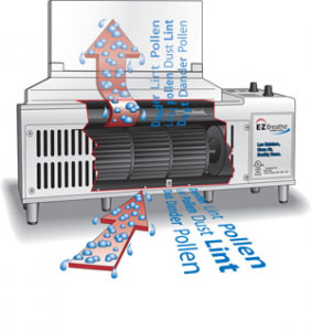 Should I install an EZ Breathe Ventilation System in my home or business?